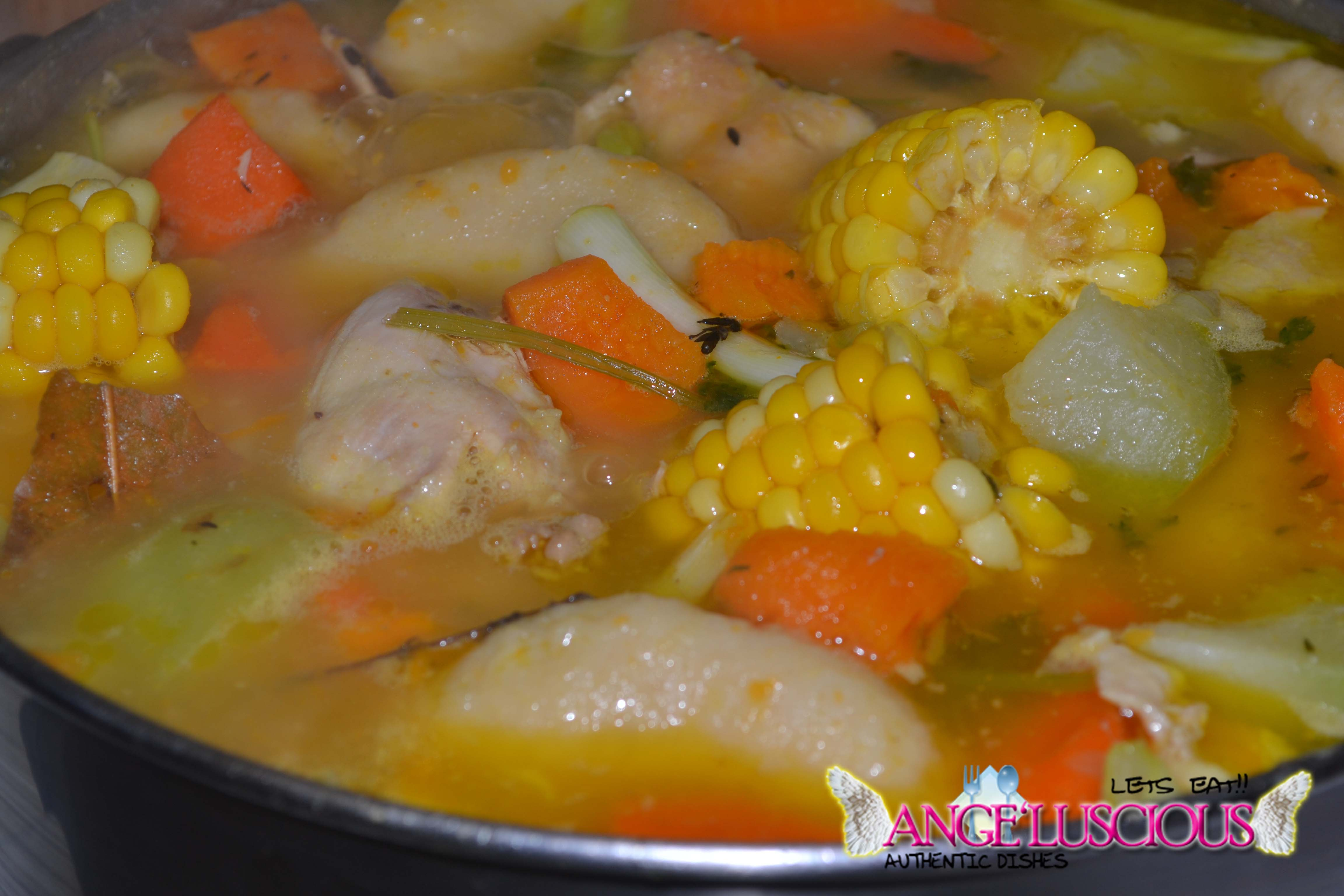 Chicken Soup Angeluscious