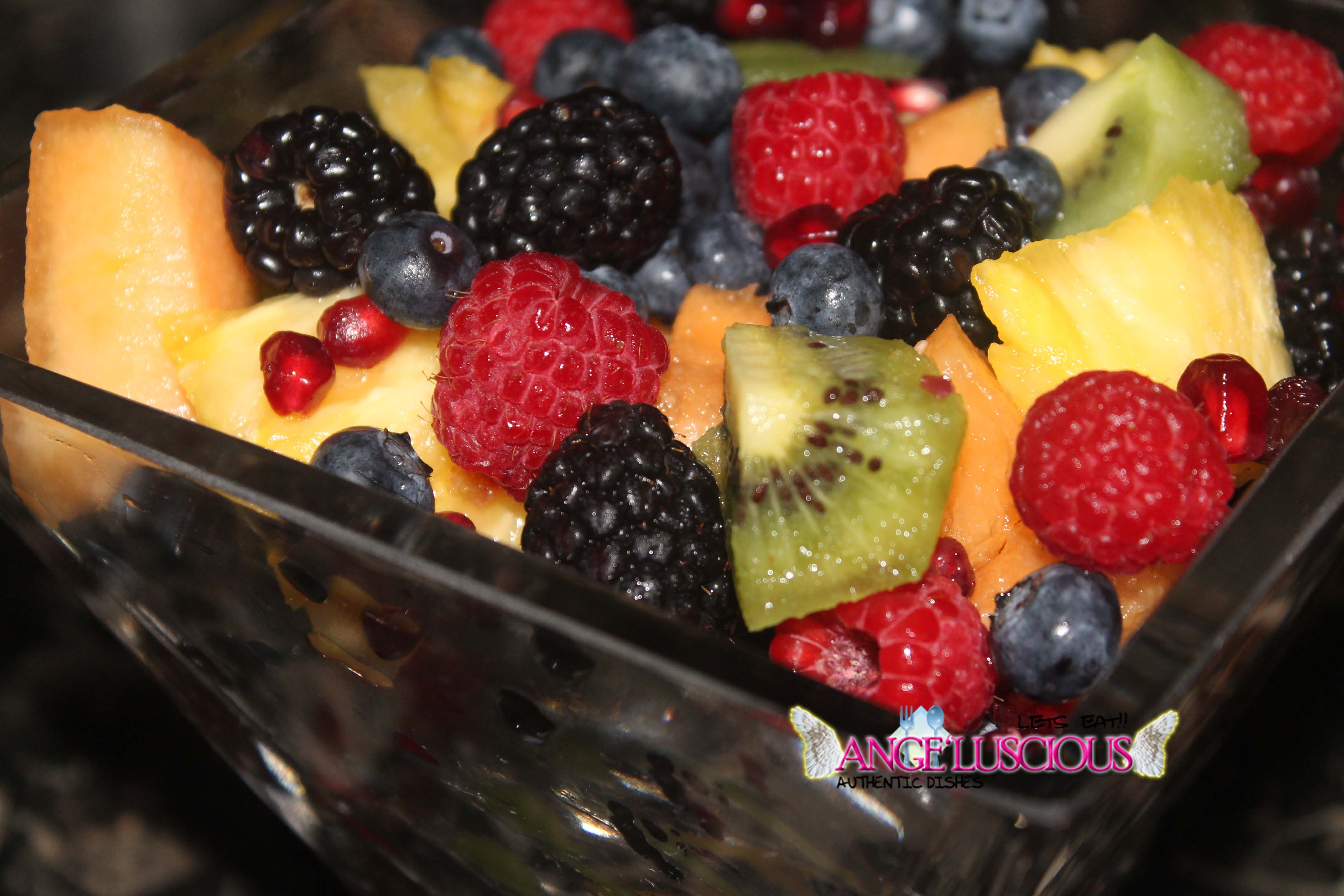 All Natural Fruit Cup
