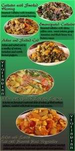 Menu  Vegetarian
