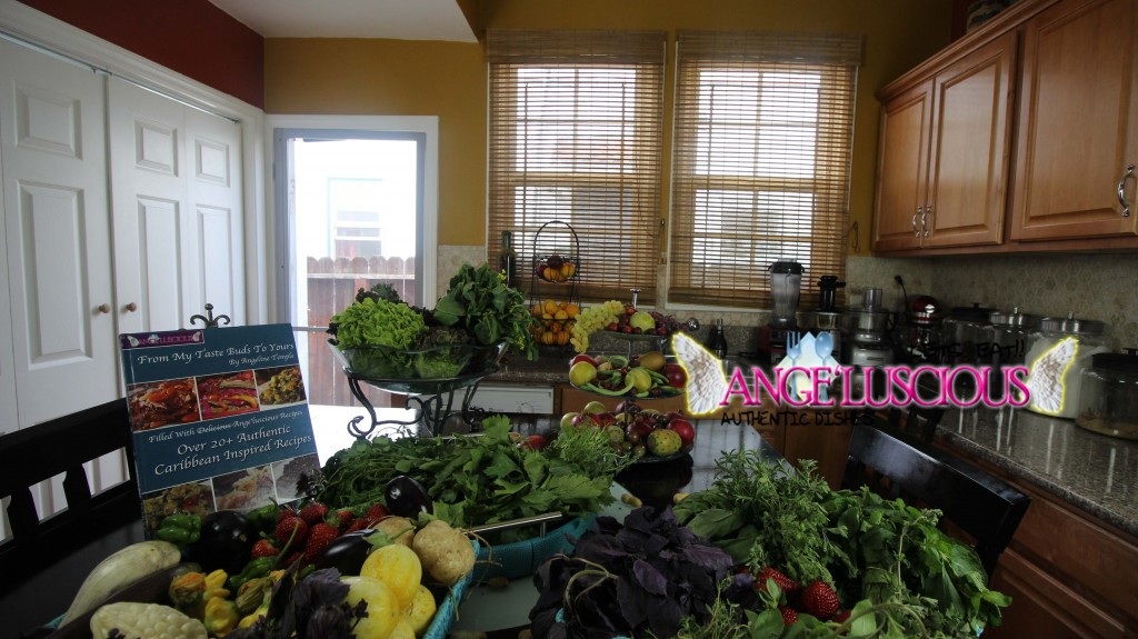 My sanctuary - farmers market findsimg_0425