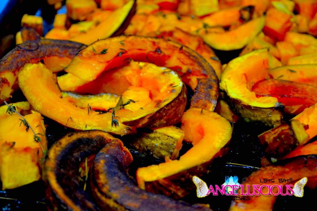 roasted kabocha squash DSC_0783
